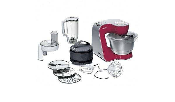BOSCH Robot de cocina Kitchen machine compacto MUM54420: Amazon.es: Electrónica