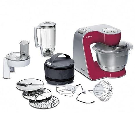 BOSCH Robot de cocina Kitchen machine compacto MUM54420: Amazon.es ...