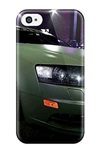 TYH - Hot 6164467K39423804 Hot Fashion Design Case Cover For Iphone 4/4s Protective Case (audi) phone case