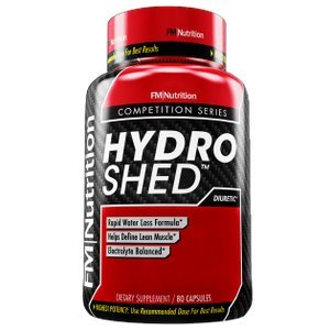 HydroShed - Diuretic, Rapid Water Loss, Defines Lean Muscle, 80 Capsules - 10 Day Supply by FM Nutrition (Image #5)