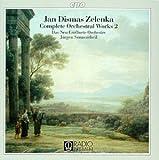 Zelenka: Complete Orchestral Works, Vol 2 /Das Neu-Eroffnete Orchestre * Sonnentheil