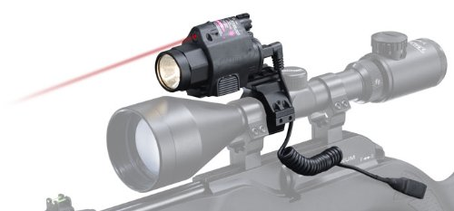 Walther Night Hunter Laser & Flashlight, 95 Lumens, Xenon Bulb by Walther