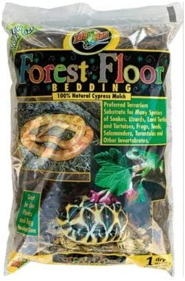 Zoo Med Forest Floor Bedding (24 qt) (Pack of 2)