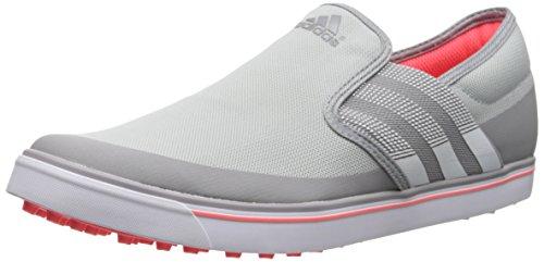 adidas Women's W Adicross SL Golf Shoe, Clear Onix/Running