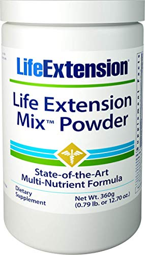 Life Extension (Multi-Vitamin) Powder, 12.70 Ounce