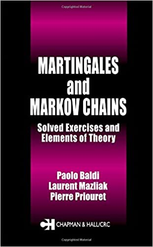 Scarica Rapidshare ebook shigley Martingales and Markov Chains: Solved Exercises and Elements of Theory by Paolo Baldi ePub 1584883294