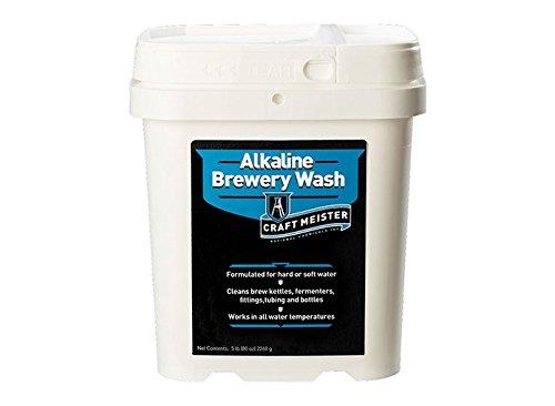 Craft Meister Alkaline Brewery Wash - 5 lb