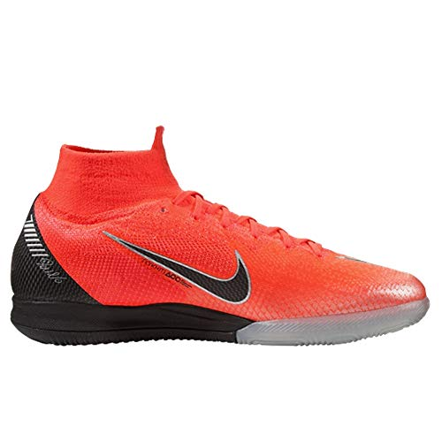 Nike Superfly 6 Elite CR7 IC-Crimson/Black 10