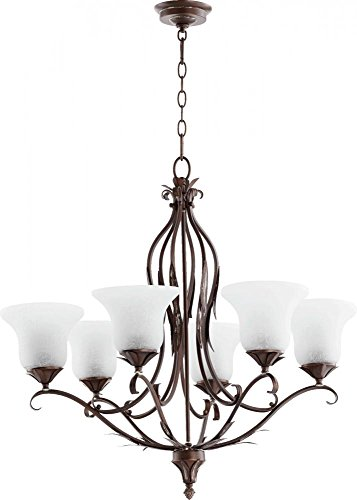 Flora 6Lt Gls Chand Copper - Chand Gls