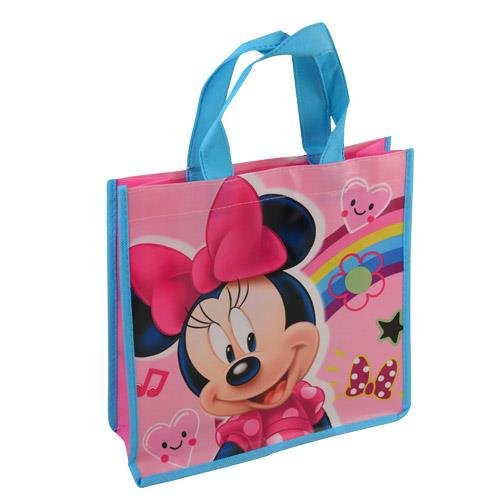 UPD MINTE Disney Minnie Small Non-Woven Tote Bag, Multi]()