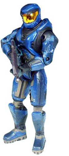 Halo Blue Master Chief Action Figure