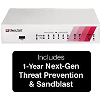 Check Point 750 Next Generation Threat Prevention & SandBlast (NGTX) Appliance, Wired - Includes 1 Year Standard Support