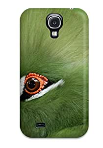 Tpu Fashionable Design Bird Rugged Case Cover For Galaxy S4 New