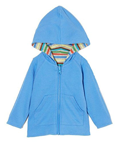 Reversible Zip Hoody Sweatshirt - 6