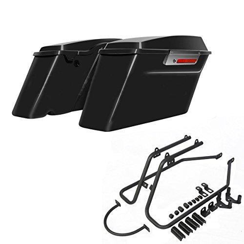Hard Bag Brackets For Sportster - 8