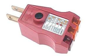 Gardner Bender GFI-501A Ground Fault Receptacle Tester and Circuit Analyzer