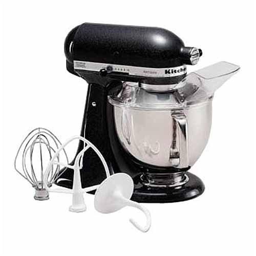 KitchenAid KSM150PSBM 5 qt. Artisan Series Stand Mixer - Black Matte by KitchenAid (Image #1)