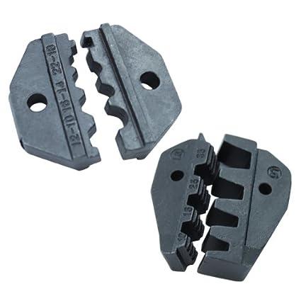 HG® 5 insertos Crimpadora crimpen Crimpadora para cable Juego de alicate Zapatos jswzg109 - Insertos Alicate nuevo: Amazon.es: Bricolaje y herramientas