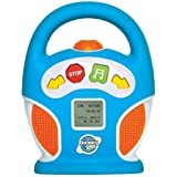 Discovery Kids 256MB Kids Digital Boombox MP3 Player