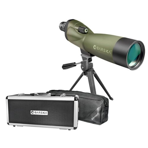 Barska 20-60x60 Blackhawk Waterproof Spotting Scope