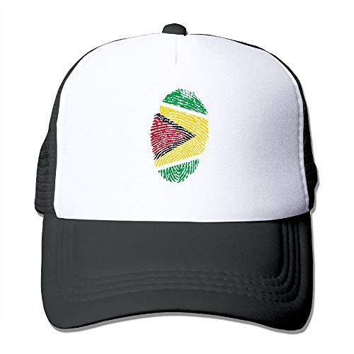 Guyana Flag Ideas Only On Pinterest Unisex Adjustable Snapback Hats Trucker Cap | Baseball Caps Mesh Back