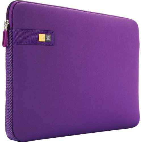 Case Logic Sleeve for 15.6-Inch Notebook, Purple (Box Notebook)