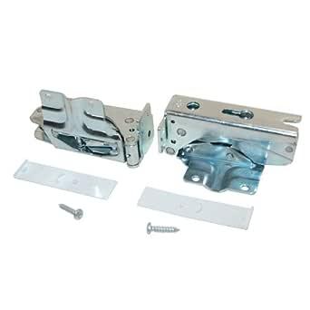 Siemens nevera congelador puerta bisagra Kit 481147 nevera puertas ...