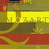 String Quintets 1 - 6 (Gandelsman, Fine Arts Quartet)