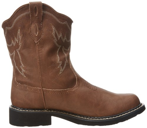 Roper Women's Chunks Western Boot Brown clearance footaction 2014 unisex cheap price view sale online EYF0QnXOog