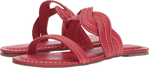 Bernardo Women's mirian Sandal Red 8 M US
