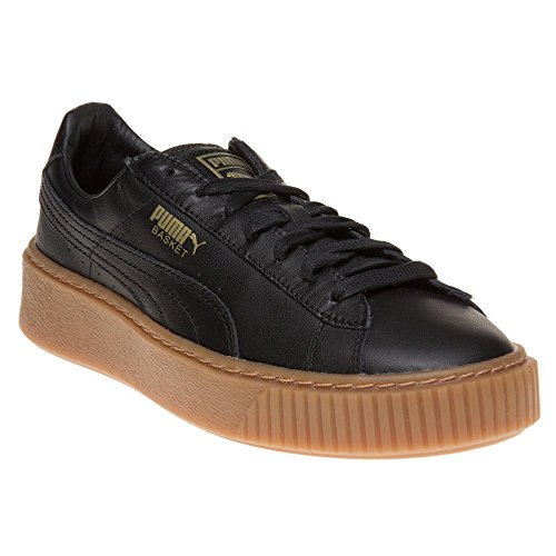Puma Basket Creepers Metallic W Calzado Black Gum