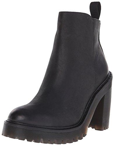 Dr. Martens Magdalena Pol. Wyoming Damen Combat Boots Schwarz (Black)