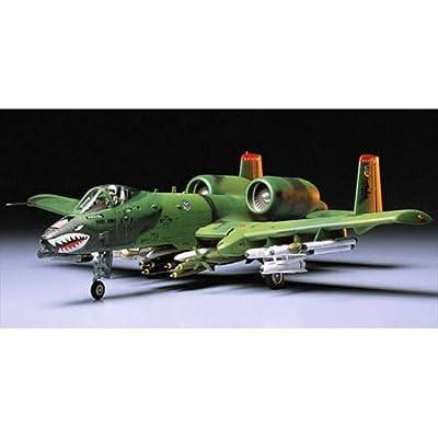 Tamiya Models A-10 Thunderbolt II Model Kit: Toys & Games