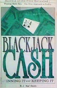 Elektronische Bücher als PDF herunterladen Blackjack cash: Winning it and keeping it auf Deutsch PDF iBook PDB B0006P1LZ2