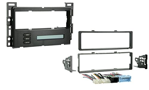Metra 99-3303 Install kit for GM Vehicles Using The LAN System Integrate Vehicle Diagnostics (2 Onstar Interface)