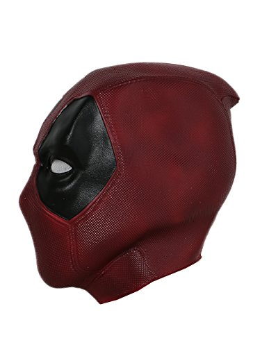 DP Mask Deluxe Full Head Latex Helmet Cosplay Costume Accessory Xcoser New