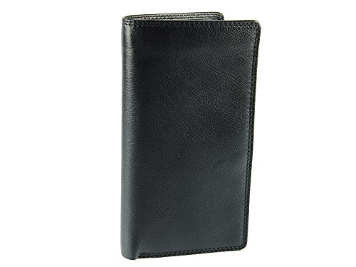 Coat Visconti Cards Banknotes Collection For Wallet Leather Mens From HT12 Jacket Black amp; Heritage Credit r0w1qrEz