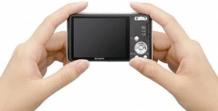 Sony Dsc W350p Digitalkamera 2 7 Zoll Pink Kamera
