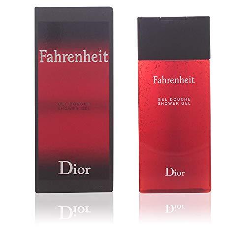Christian Dior Fahrenheit Men's Shower Gel, 6.8 Ounce