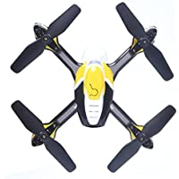 Owill KAIDENG PANTONMA K90 2.4G 4CH 6Axis Gyro RC Quadcopter Drone With 0.3MP WIFI Camera (Yellow)