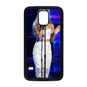 Ariana Grande Samsung Galaxy S5 Cell Phone Case Black WON6189218990199