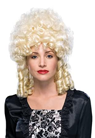 Amazon.com: Rubie's Costume Blond Marie Antoinette Wig