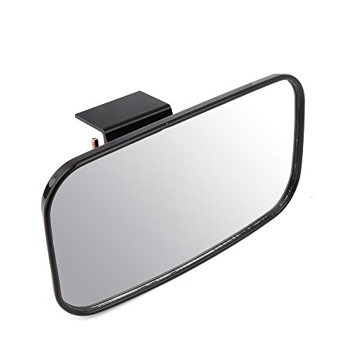 KEMIMOTO Marine Mirror Rearview for Ski Boats Pontoon Boat with 0.6