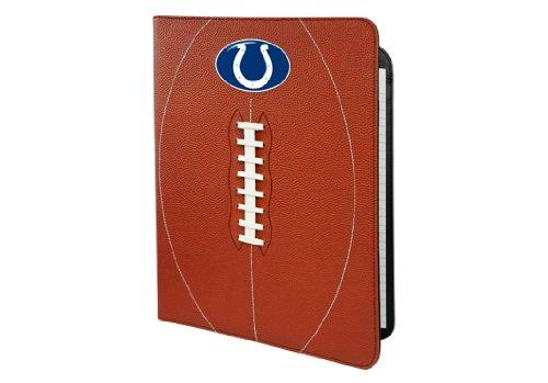 NFL Indianapolis Colts Classic Football Portfolio-8.5x 11-Inch ()