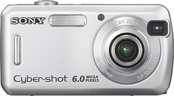 Sony DSC-S600 Camera USB Windows 8