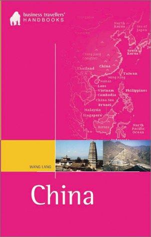 China (Business Traveller's Handbooks China) pdf
