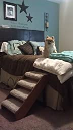 Amazon.com : Solvit PupSTEP Wood Pet Stairs, Extra Large
