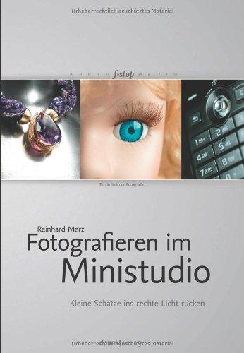 Fotografieren im Ministudio. Kleine Schätze ins rechte Licht rücken für eBay & Co