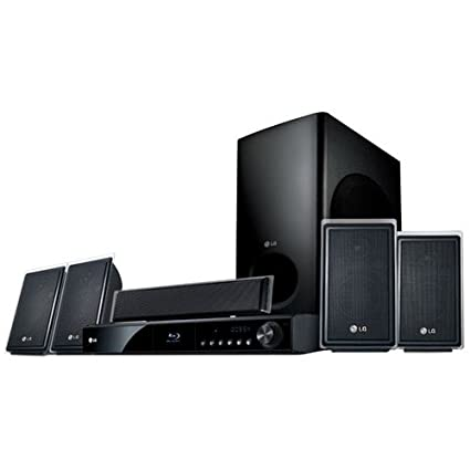 Amazon.com: LG LHB535 5.1 Channel Network Blu-ray Disc Home Theater ...
