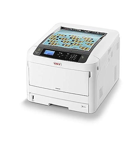 OKI C844dnw Color 1200 x 1200 dpi A3 WiFi - Impresora láser ...